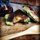 Crudi-sandwich